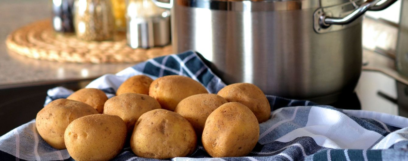В Україні рекордна кількість імпортованої картоплі