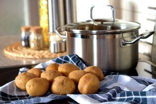 В Украине рекордное количество импортируемого картофеля