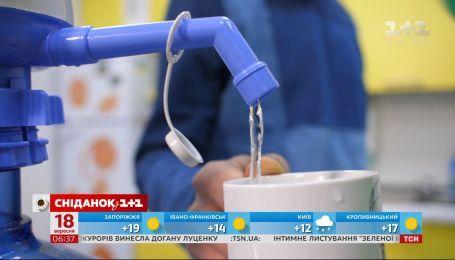 Какую воду пьют украинцы и насколько это безопасно