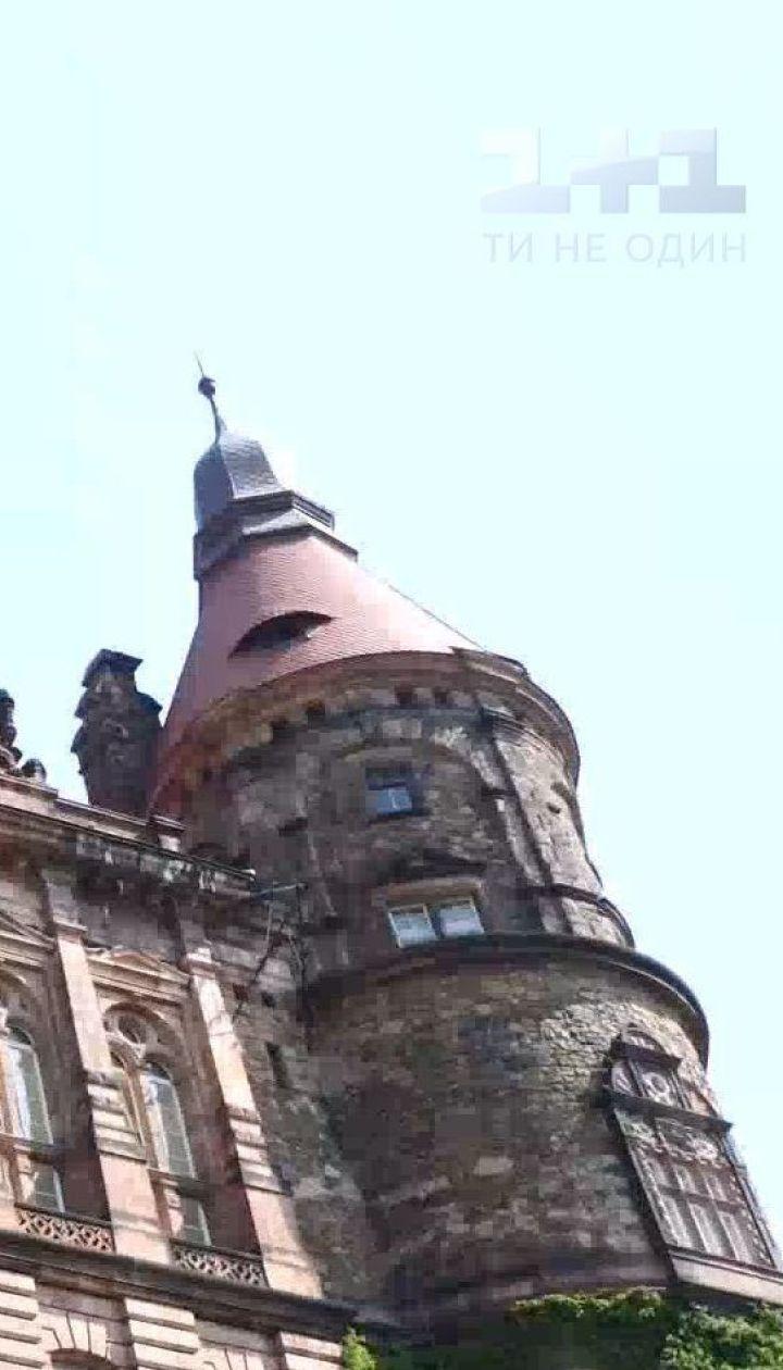 Мій путівник. Нижня Сілезія - таємниці замку Кщонж