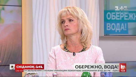 Как выбирать, хранить и употреблять воду правильно - разговор с эксперткой Еленой Сидоренко