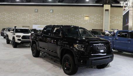 Toyota вбрасывает $3 млрд в производство пикапов