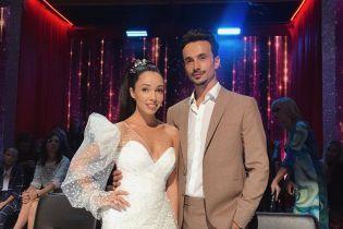 Екатерина Кухар умилила романтическим видео со свадьбы