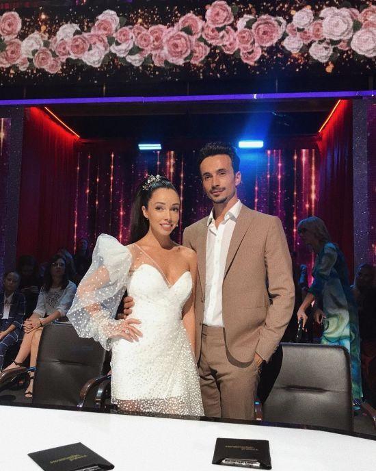 Катерина Кухар замилувала романтичним відео з весілля