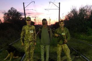 """Пограничники задержали француза, который """"забыл"""" о границе между Украиной и Словакией"""