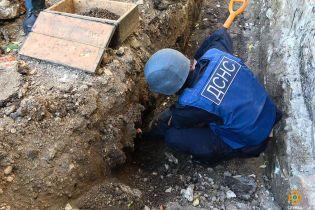 В Тернополе на территории школы обнаружили более сотни боеприпасов времен Второй мировой войны