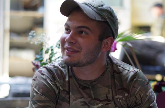 """У зоні ООС загинув 23-річний боєць """"Айдару"""""""