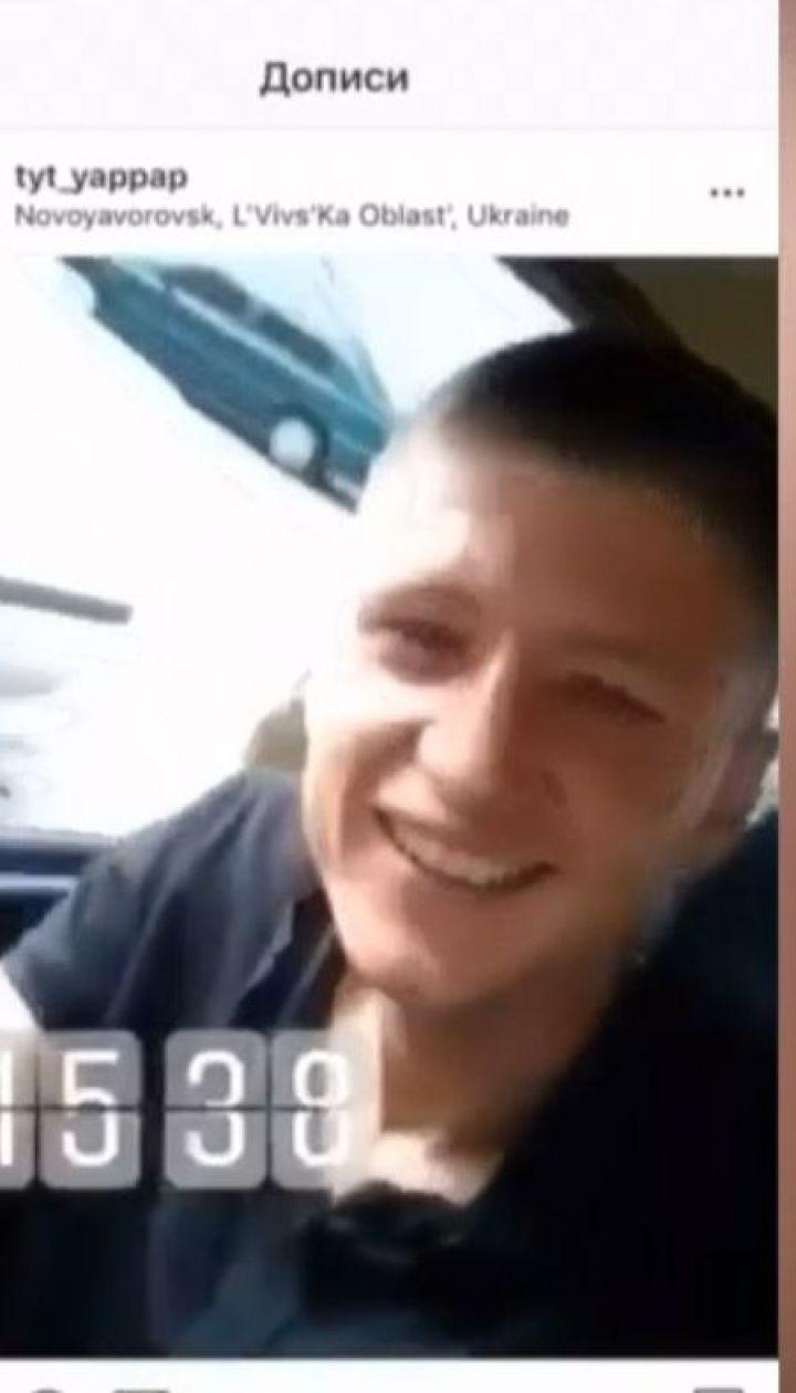 22-річний військовий зі Львівщини похизувався відео, як порушує ПДР та лається на патрульних