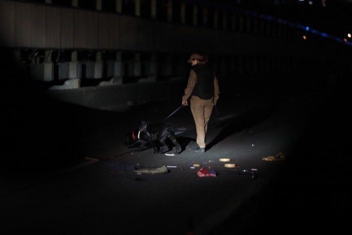 затримання терориста на мосту Метро в Києві_2