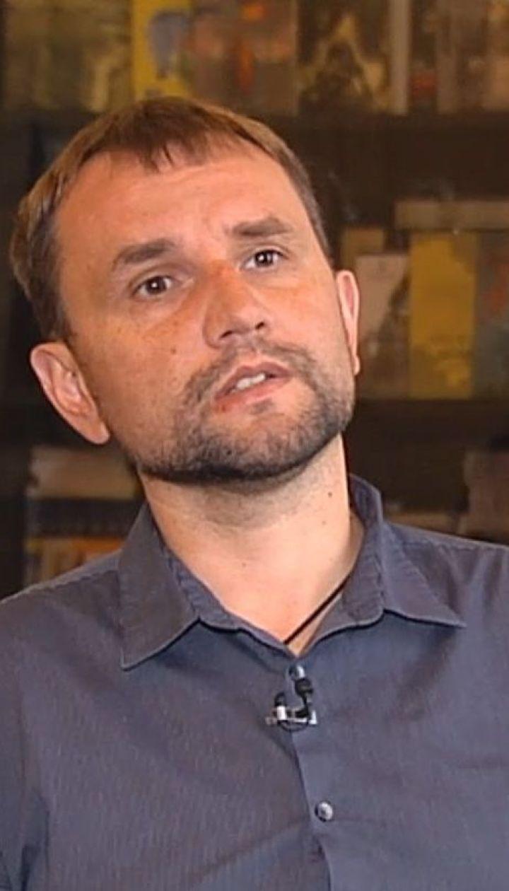 Відставка В'ятровича: чим запам'ятався чиновник за час своєї каденції