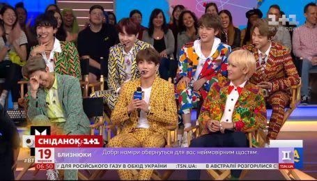 """Популярная корейская группа """"BTS"""" возвращается на сцену"""