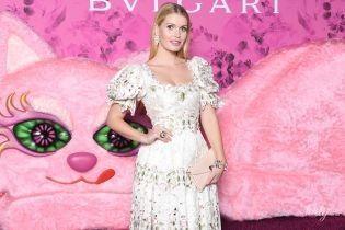 Какая красавица: племянница принцессы Дианы – Китти Спенсер, блистала на пати модного глянца