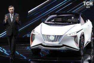 Nissan готовит Европу к электрокарам с реверсной зарядкой