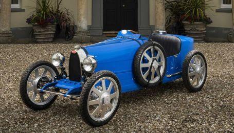 Bugatti запустила производство электрокара за $30 тысяч