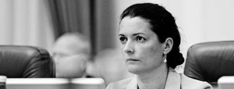 Зоряна Скалецька дале перше велике інтерв'ю — про зв'язок з Радуцьким, медреформу та зарплатню лікарів: стислий переказ