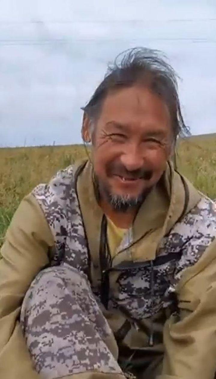 У Росії затримали якутського шамана, який йшов виганяти Путіна з Кремля