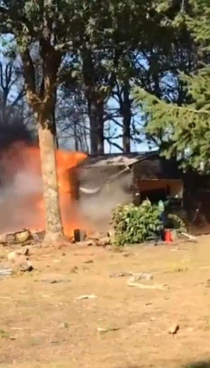 Бельгийский истребитель разбился на юге Франции в результате отказа двигателя