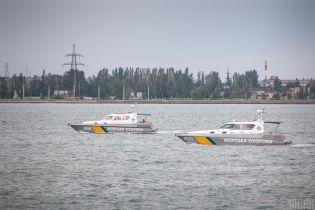 Украина хочет закупить для пограничников патрульные катера во Франции