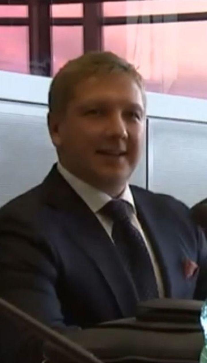 На газових перемовинах у Брюсселі про співпрацю Україна й РФ не домовились