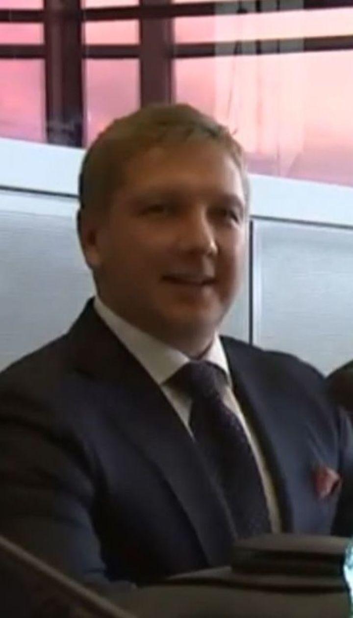 На газовых переговорах в Брюсселе о сотрудничестве Украина и РФ не договорились