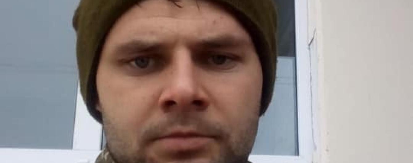 """У зоні ООС загинув 25-річний боєць """"Айдару"""""""