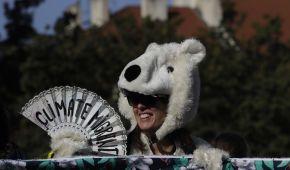 Во всем мире происходят масштабные климатические забастовки. К протестам присоединилась и Украина