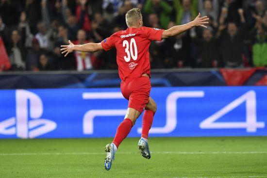 19-річний норвежець, якому належить унікальний рекорд, став найкращим футболістом 1-го туру Ліги чемпіонів