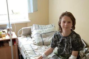 Нещасний випадок з Пашою у дитинстві тепер змушує його боротись за життя