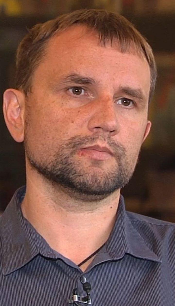 Эксклюзивное интервью Владимира Вятровича