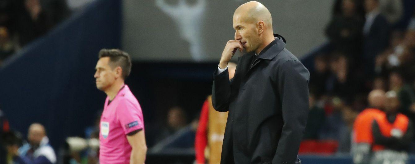 """Стало известно, кто может возглавить """"Реал"""" в случае увольнения Зидана"""