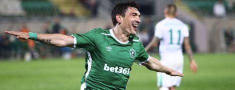 Автор хет-трику в ворота ЦСКА визнаний найкращим гравцем стартового туру Ліги Європи