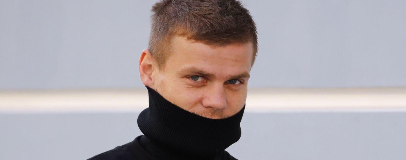 Футболисту-хулигану Кокорину запретили играть в чемпионате России после выхода из тюрьмы