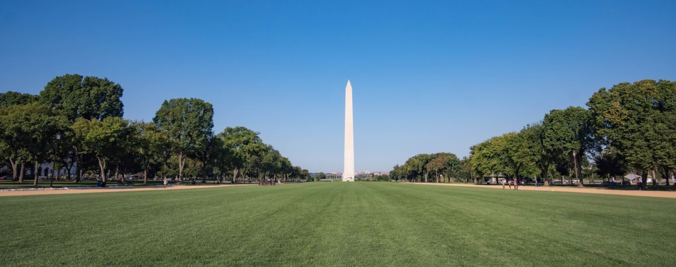 У США Монумент Вашингтону відкриють для туристів