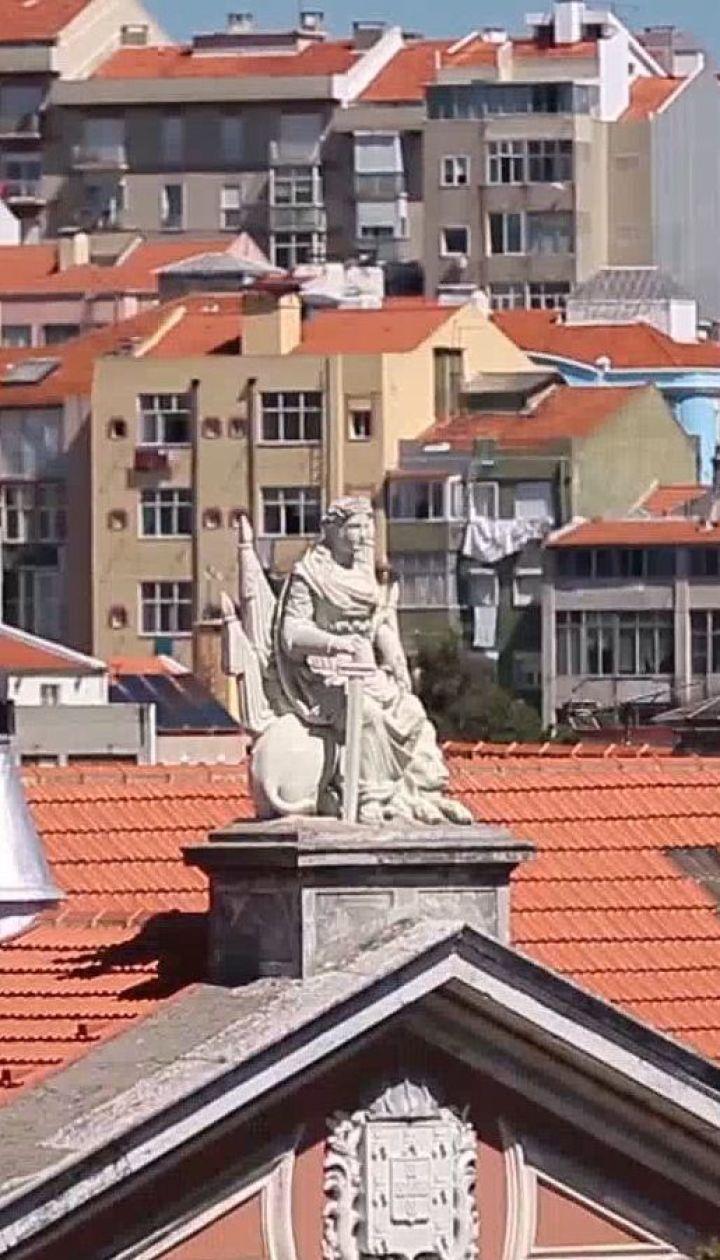 Мой путеводитель. Лиссабон - город, в который влюбляются сразу и навсегда