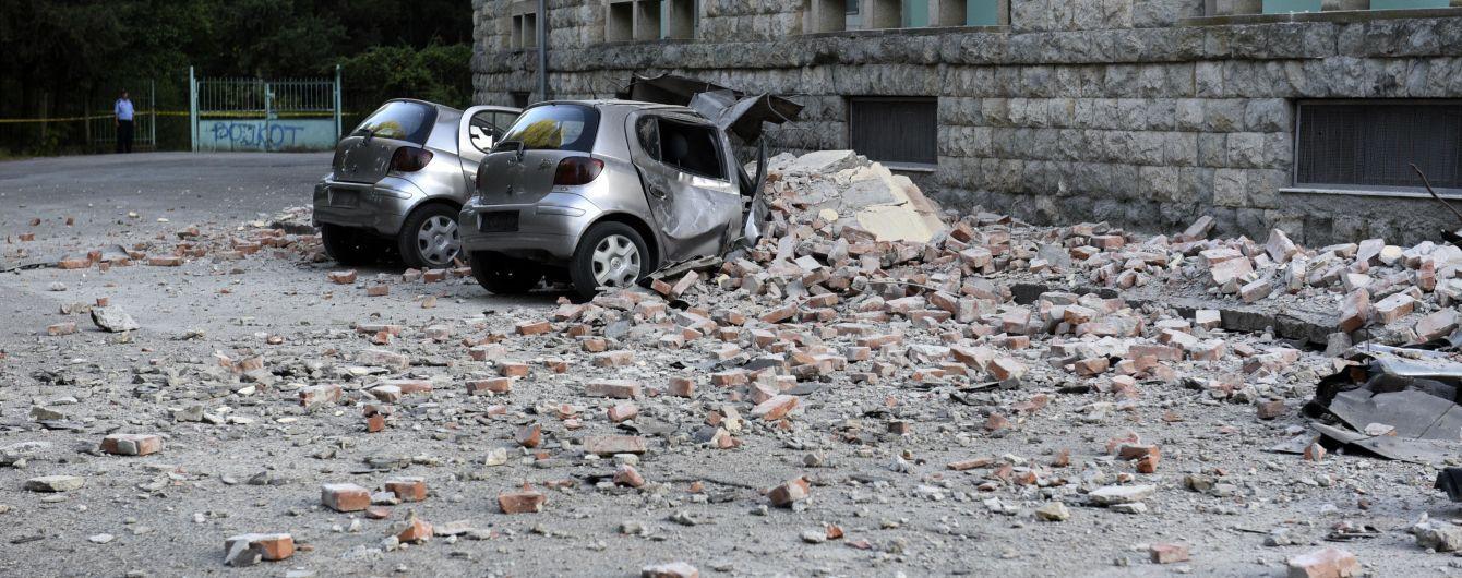 Нищівний землетрус в Албанії. Кількість постраждалих зросла майже вдвічі