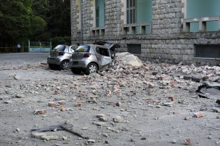Разрушительное землетрясение в Албании. Количество пострадавших выросло почти вдвое