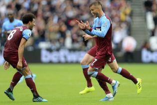 """Ярмоленко отметился эффектным голом в матче с """"Манчестер Юнайтед"""""""