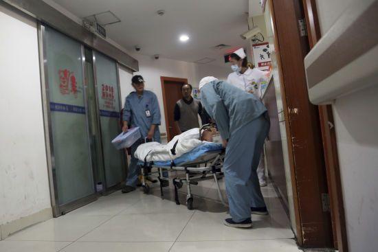 У Китаї вантажівка влетіла на ринок і задавила 10 людей