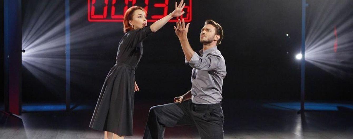 """""""Танці з зірками"""": Булітко та Дікусар розчулили до сліз чуттєвим контемпом"""