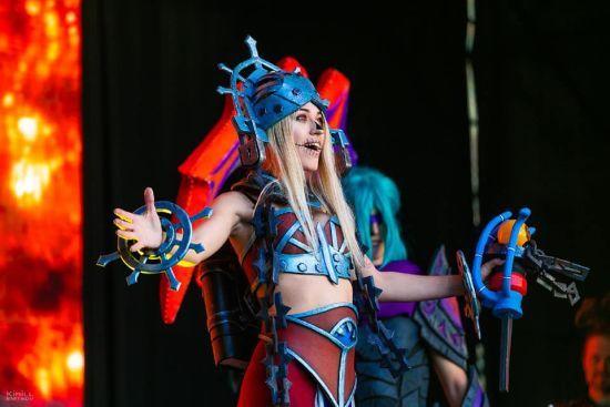 Голлівудські зірки і карколомні костюми: у Києві відбувся фестиваль Comic Con