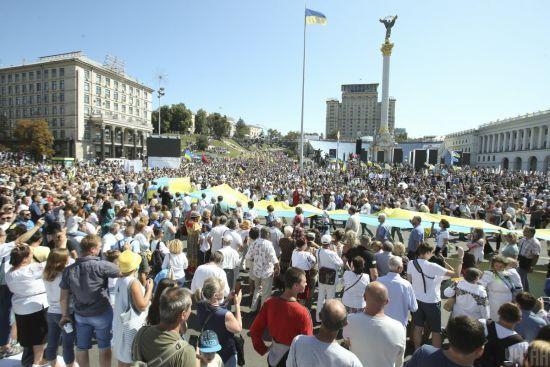 В Киеве проведут пробную перепись населения