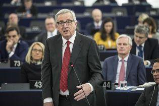 """""""Жесткий"""" Brexit приведет к появлению границы между Ирландией и Северной Ирландией – Юнкер"""