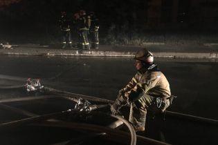 На Херсонщине неизвестные подожгли дом судей