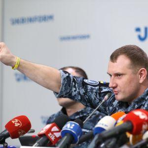 Израильские врачи удалили злокачественную опухоль освобожденному из плена украинскому моряку