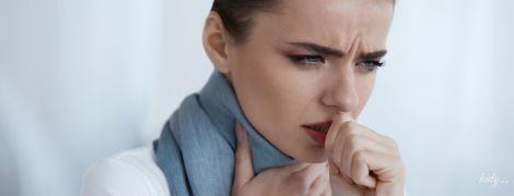 Как бороться с сухостью и першением в горле