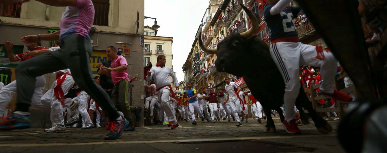 В Чили бык протаранил толпу: десять человек получили травмы