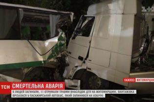 Трое пострадавших в аварии на Житомирщине в тяжелом состоянии в реанимации