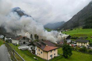 В австрийском супермаркете произошел взрыв: девять пострадавших
