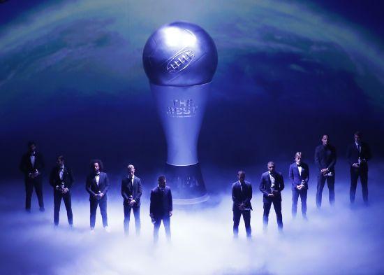 Суперкоманда. Визначилася символічна збірна року ФІФА