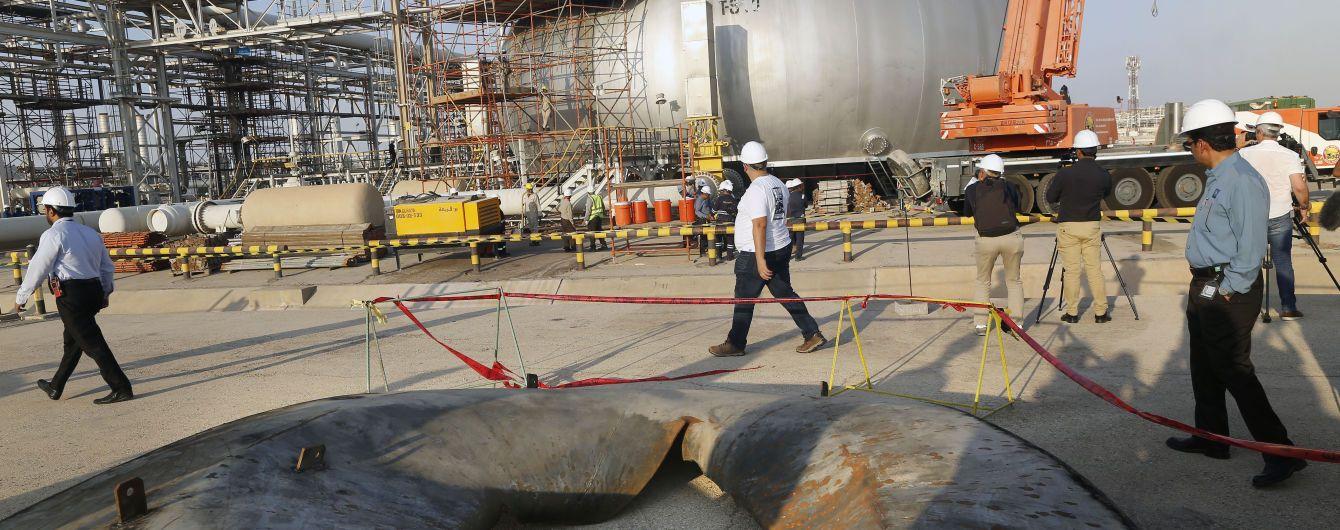 Франція, Німеччина та Велика Британія звинуватили Іран в нападах на саудівські нафтові заводи